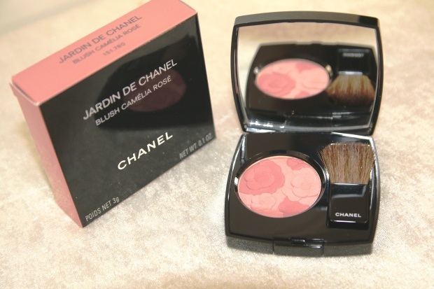 Blush Jardin de Chanel